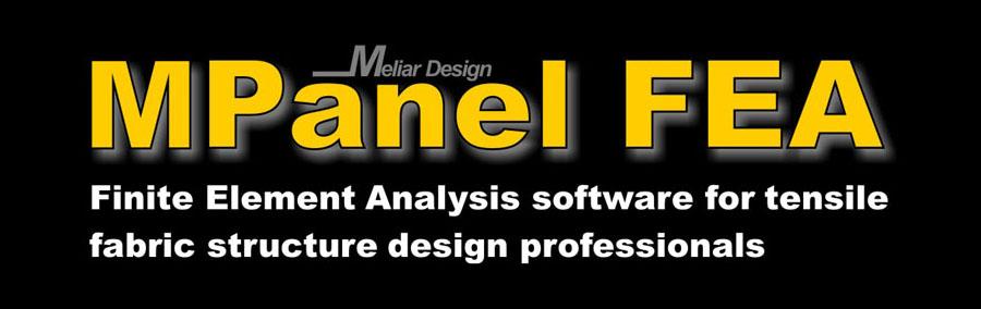 MPanel FEA Logo
