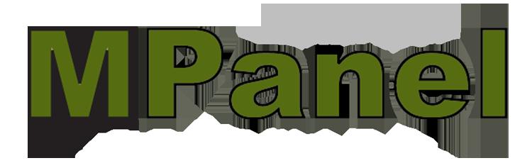 MPanel Logo